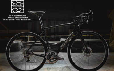 Specialized Roubaix Experience