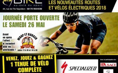 """""""Test the Best"""" route et vélos électriques 2018"""